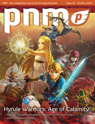 Pure Nintendo Magazine (PNM) Issue 55