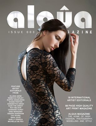 Alqua Magazine - Issue 003