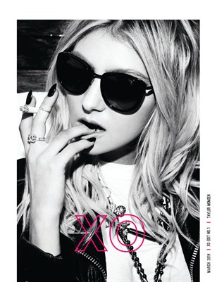 XO EDIT #1 |TAYLOR MOMSEN | MARCH 2014