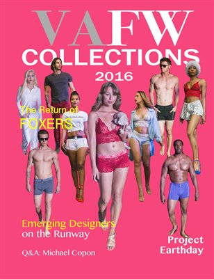 VAFW Collections 2016-2