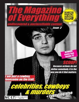Celebrities, Cowboys & Murders