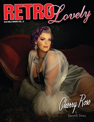 Old Hollywood Volume No.5 – Cherry Rose Cover