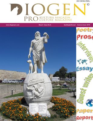 DIOGEN pro culture magazine Annual No.9. 2018_2019