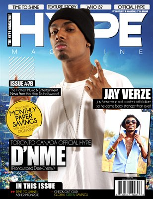 The Hype Magazine Issue #78