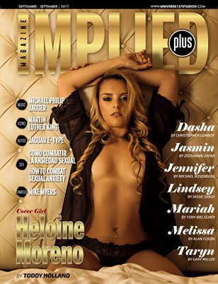 IMPLIED PLUS MAGAZINE SEPTEMBER 2017