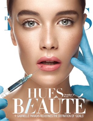 7Hues Beauty Issue #4 - October 2017