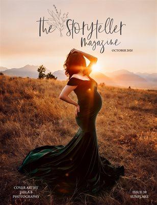 The Storyteller Magazine Issue #39 Sunflare
