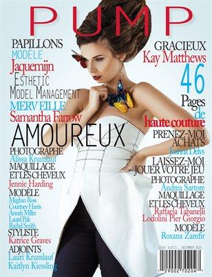PUMP Magazine Avant Garde Beauty Edition