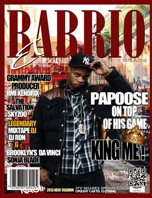 MARCH APRIL ISSUE 2013 FT PAPOOSE