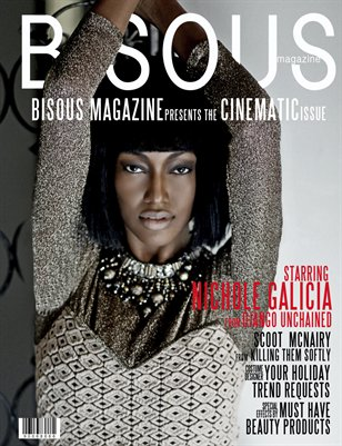 Bisous Magazine Winter 2012