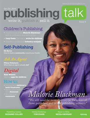 Publishing Talk Magazine #06 (Oct-Dec 2014) - Children's Publishing
