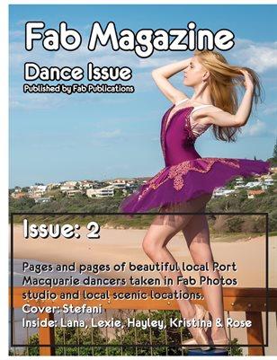 Fab Magazine Dance Issue 2
