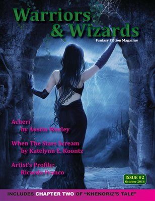 Warriors & Wizards Magazine #2