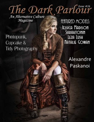 Dark Parlour - Issues 16 & 17 - Deluxe Fall Fashions & Halloween!