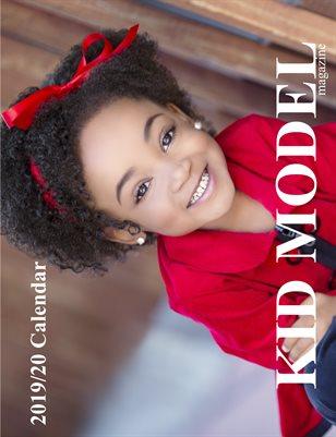 Kid Model magazine 2019/20 Calendar
