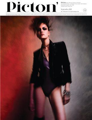 Picton Magazine SEPTEMBER 2021 N554 Cover 1