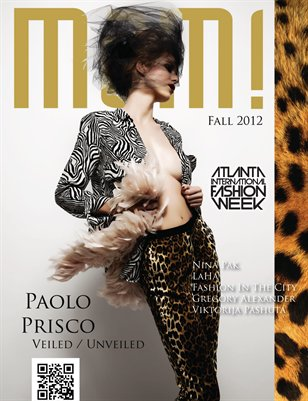 MAMi Magazine Fall 2012 Paolo Prisco