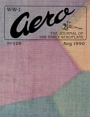 WW1 Aero #129 - August 1990