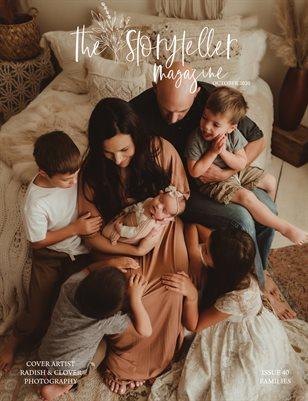 The Storyteller Magazine Issue #40 Families