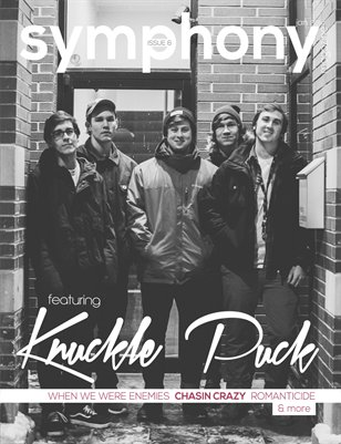 Issue 6 - Knuckle Puck