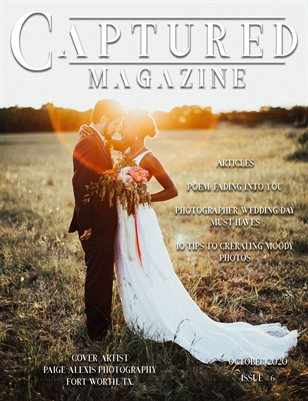 Captured Magazine - Issue 6