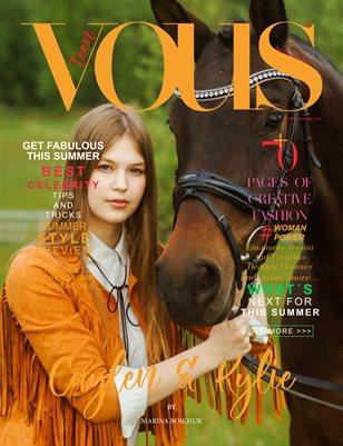 VOUS Magazine | The June Teen Edition | Vol.7 | 2021