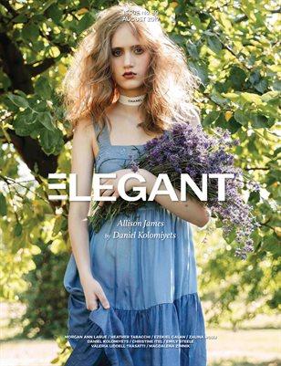 Fashion #4 (August 2017)
