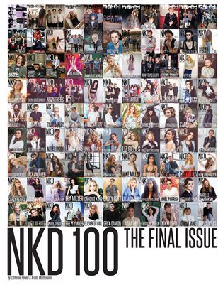 Issue #100 (The Final Issue)