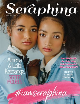 Seraphina - Issue 01 - March/April 2019
