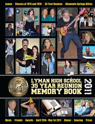 Lyman7576 Reunion Memory Book 2011