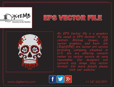 EPS Vector File