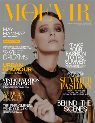 25 Moevir Magazine July Issue 2021