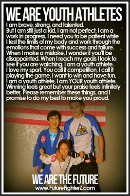 Tizon Siblings/Sheppard Youth Athlete - Poster