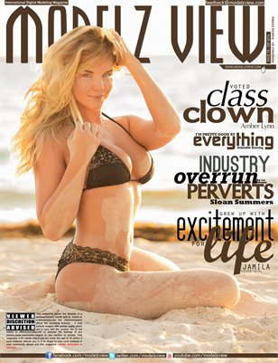 MODELZ VIEW MAGAZINE SEP 2016