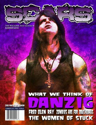 SCARS Magazine: Danzig Issue