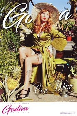 GODIVA No.17 – Core D'luxe Cover Poster