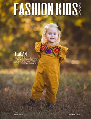 Fashion Kids Magazine | Issue #108