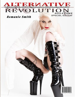 Alternative Revolution Magazine Special Edition Romanie Smith