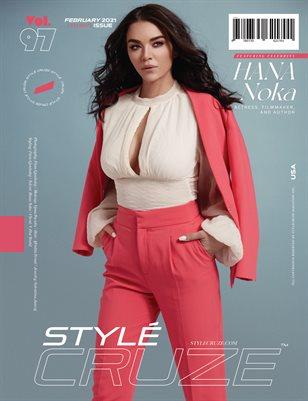 FEBRUARY 2021 Issue (Vol: 97) | STYLÉCRUZE Magazine