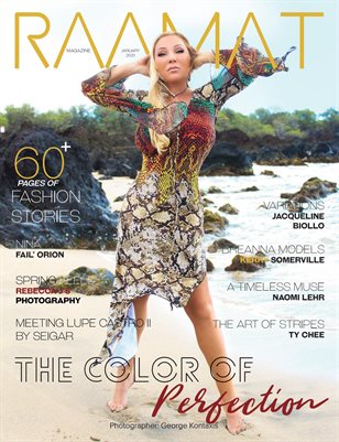 RAAMAT Magazine January 2021 Issue 7