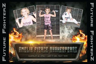 Amelia Shakespeare Poster 2015