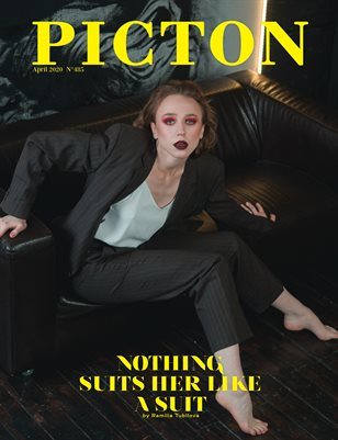 Picton Magazine APRIL 2020 N485 Cover 1
