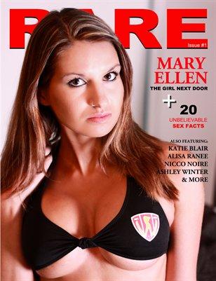 RARE magazine Issue #1