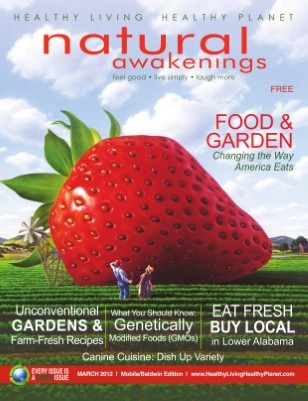 March 2012: Food and Garden