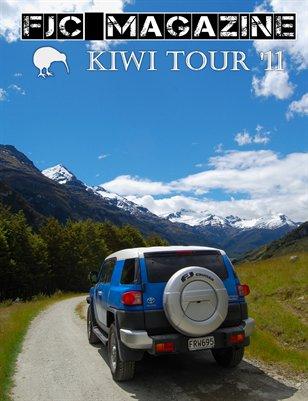 Kiwi Tour '11 | FJC Magazine