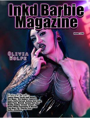 Inkd Barbie Magazine Issue #116 - Olivia Wolfe