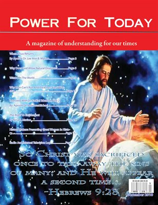 Power For Today Magazine, December 2010