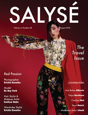 SALYSÉ Magazine | Vol 4 : No 68 | August 2018