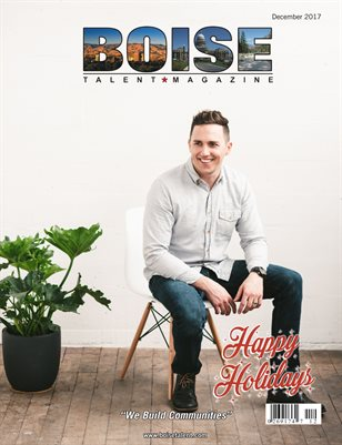 Boise Talent Magazine December 2017 Edition