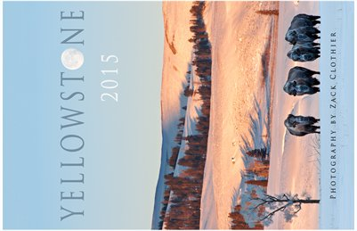 2015 Yellowstone Calendar